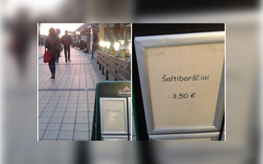 Турист о Паланге: в кафе цены в евро, как раньше в литах
