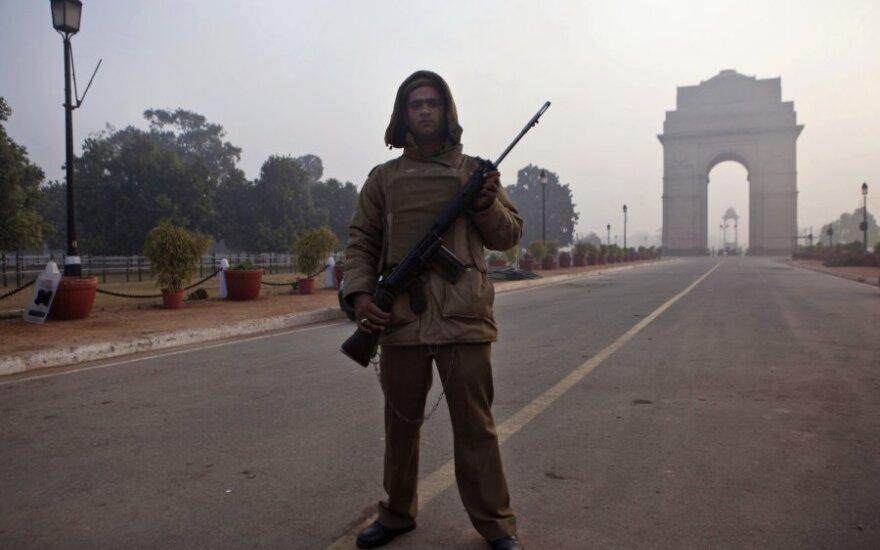 Policininkas Indijoje
