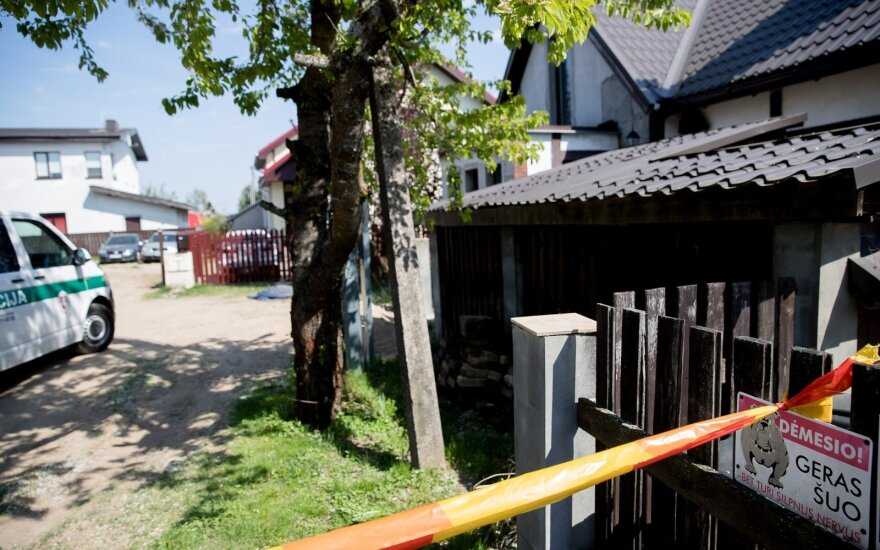 В Вильнюсе полицейский застрелил напавшую на людей овчарку
