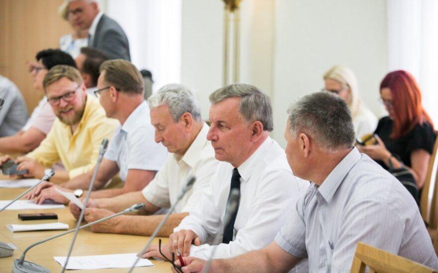 """Социал-""""трудовики"""" утвердили список кандидатов в парламент"""