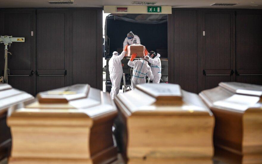 Коронавирус: в Италии и Испании больше 800 смертей за сутки, но пик близок