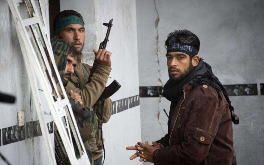 Международные инспекторы ООН покинули Сирию