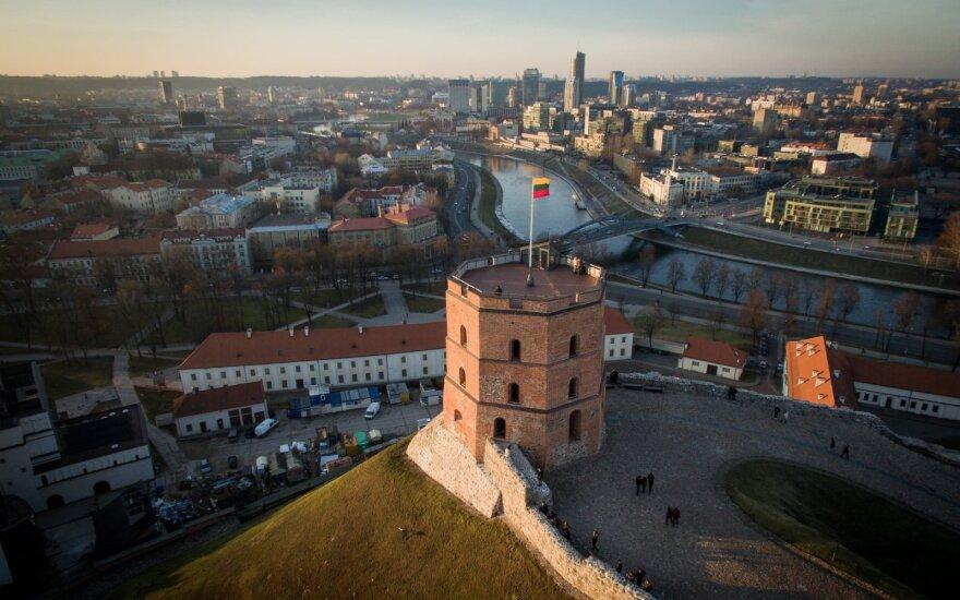 Найденные на горе Гедиминаса в Вильнюсе останки повстанцев будут перезахоронены в ноябре