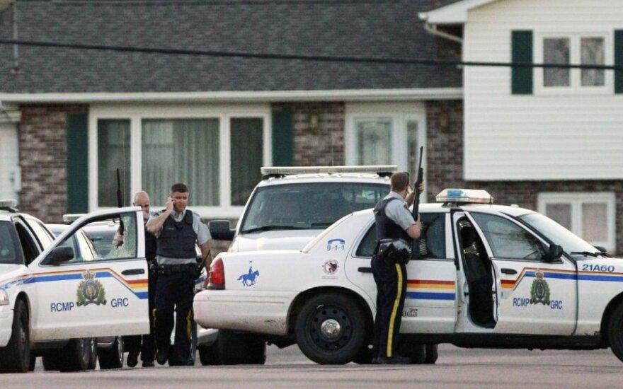 Šaudynės Kanadoje