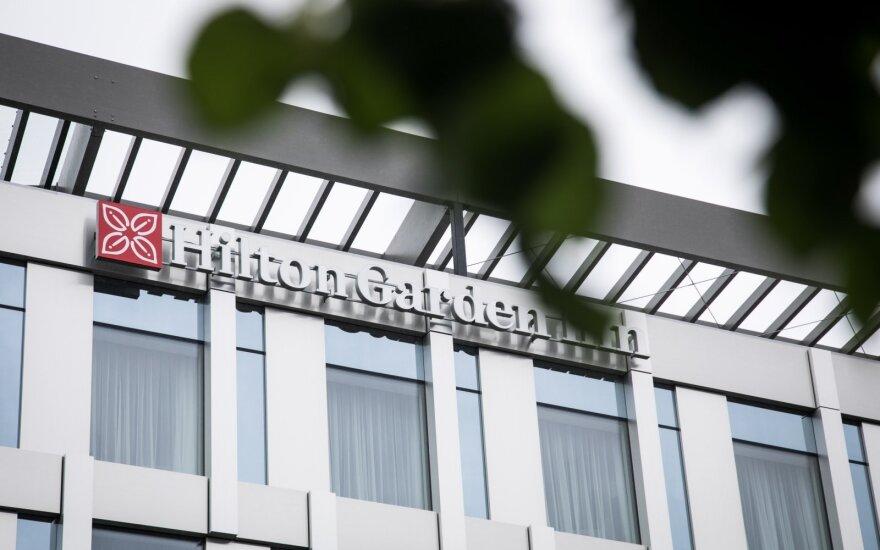 Роскошные вильнюсские гостиницы сдают апартаменты по 100 евро