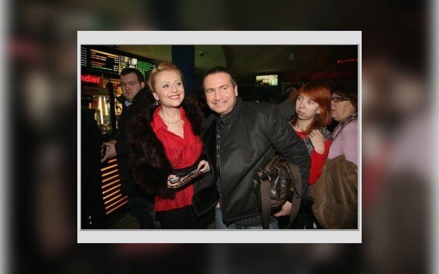 Агутин написал песню для Варум и Подольской