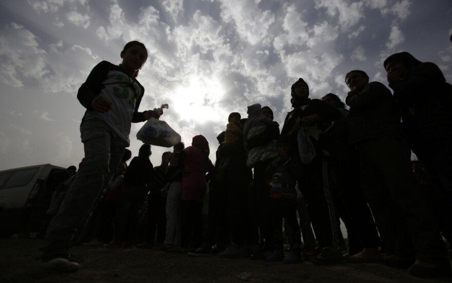 Германия и Австрия призвали Италию остановить поток беженцев