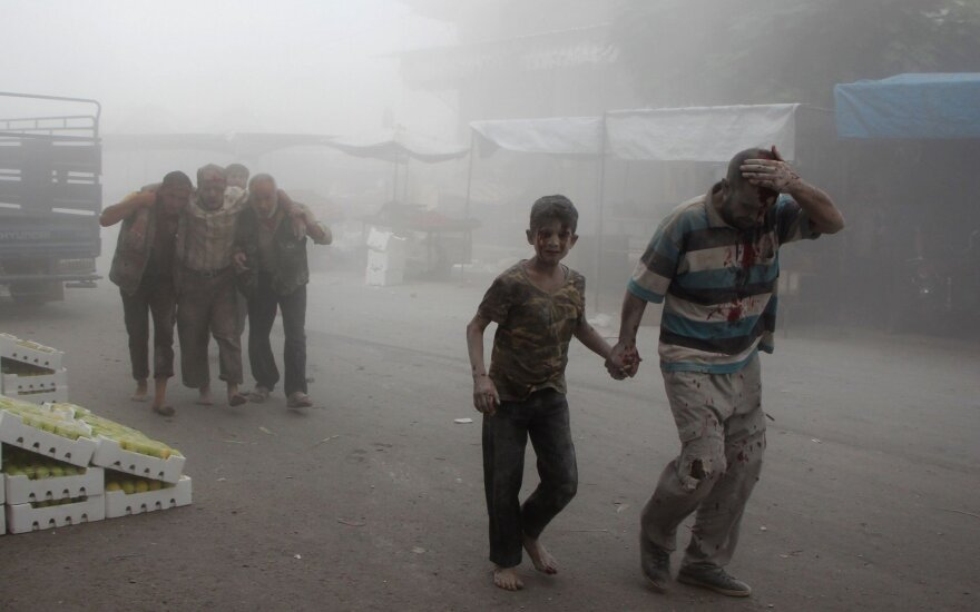 Karas Sirijoje