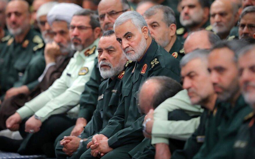 Главный военный стратег Ирана убит при ударе ВВС США в Багдаде