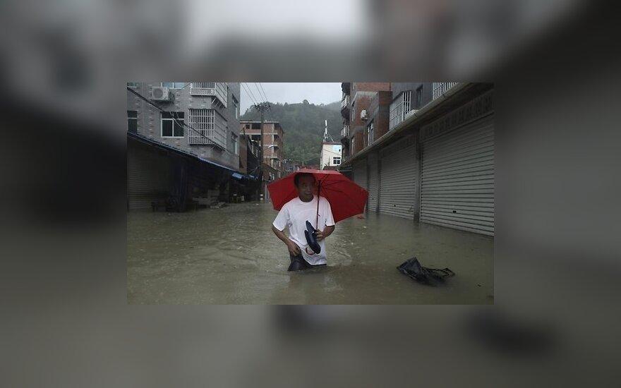На Тайвань и Китай обрушился мощнейший тайфун за 30 лет