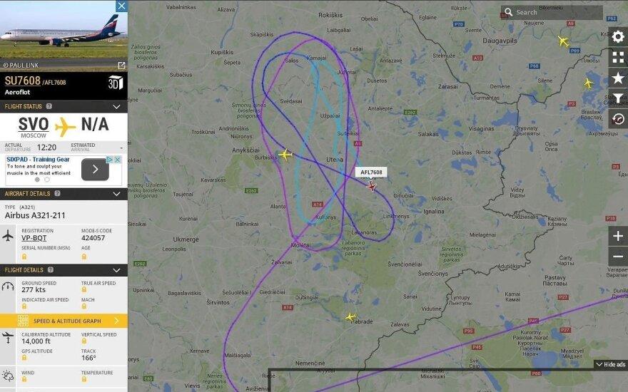Странный самолет вызвал недоумение у читателя DELFI