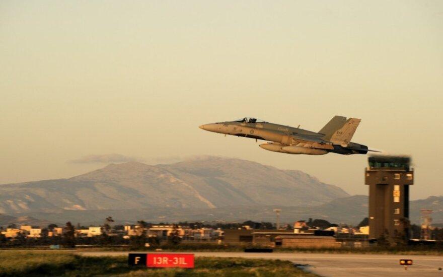 Oro pajėgų bazė, Trapani, Sicilija (Italija)