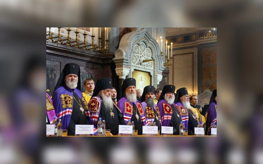 Московский патриархат боится провокаций националистов