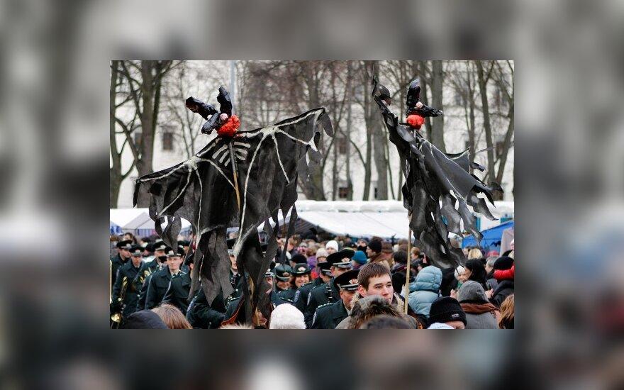 В Латвии ополчились на организаторов Казюкаса