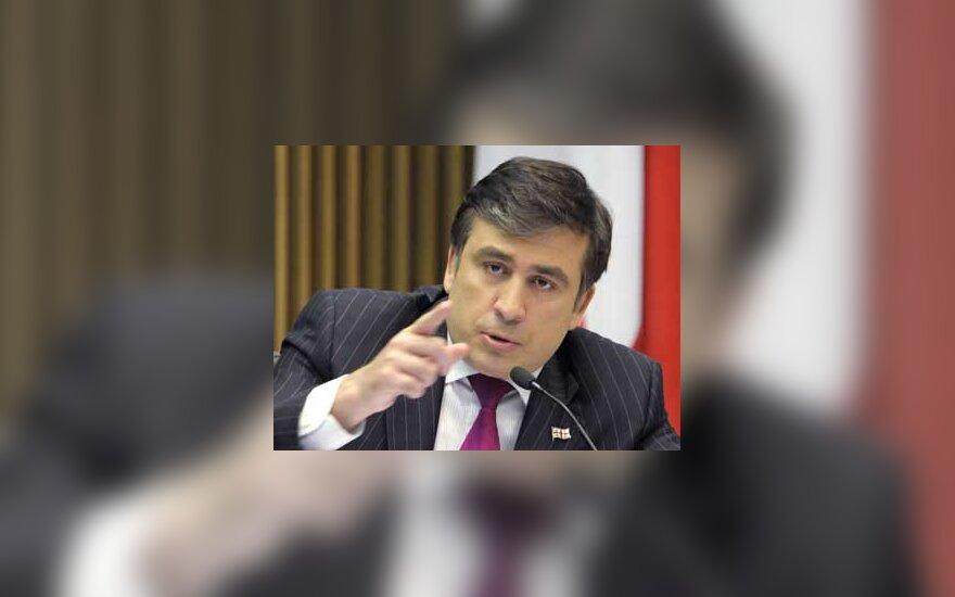 Saakašvilis derybos