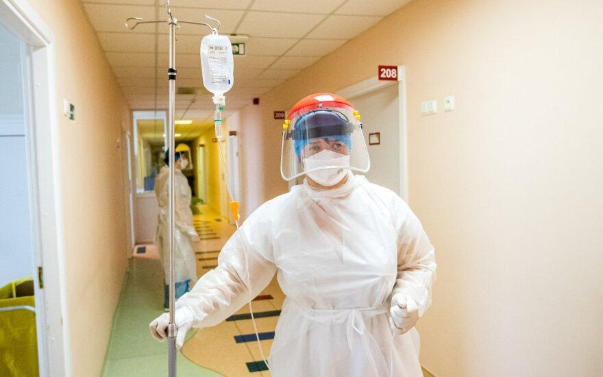 Ситуация в Радвилишкской больнице: первыми заболели врач и пациент