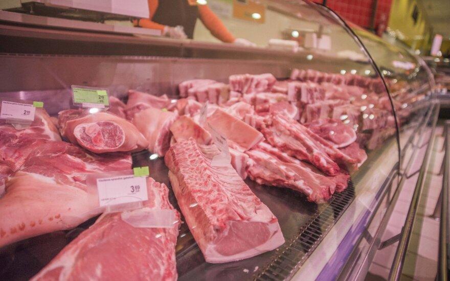 Литва возобновила экспорт свиней в Польшу