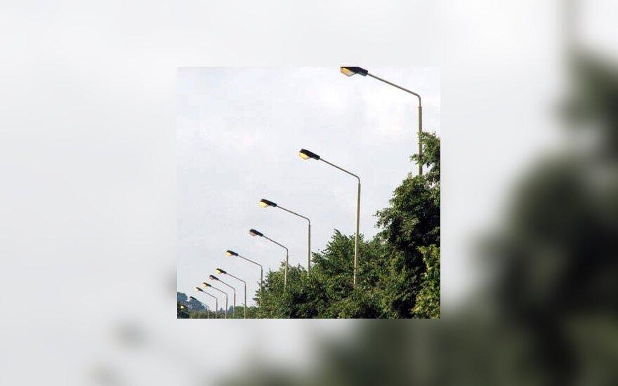 В Мариямполе выключат свет