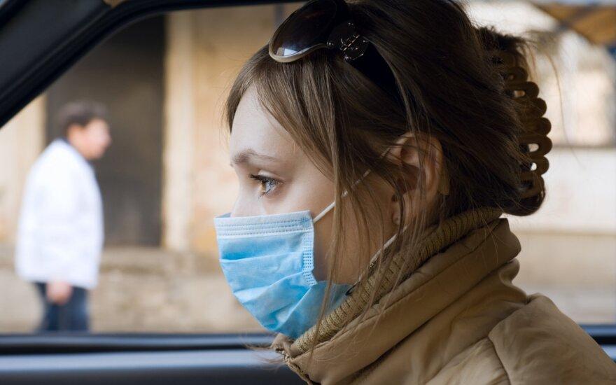 Министр здравоохранения Литвы ограничил также продажи респираторов и защитных перчаток