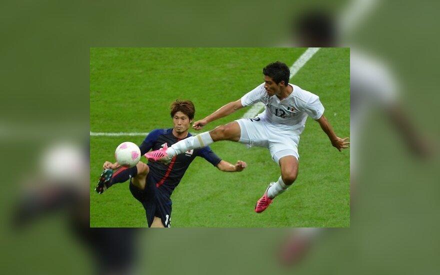 Футболисты Бразилии устраняют конкурентов на пути к золоту