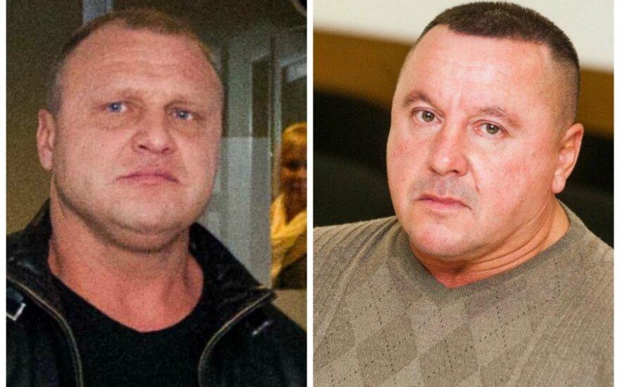 Olegas Žuras ir Jurijus Kriukovas
