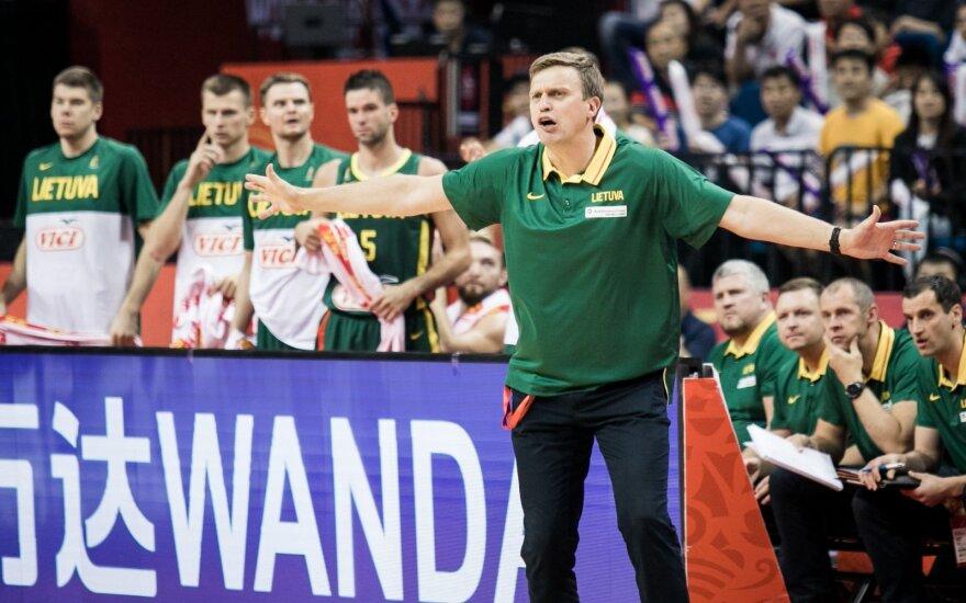 ЧМ по баскетболу: сборная Литвы проиграла французам и не прошла в четвертьфинал
