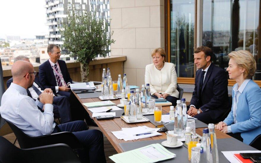 Лидеры ЕС продолжают переговоры о бюджете, фермеры Литвы ожидают увеличения выплат