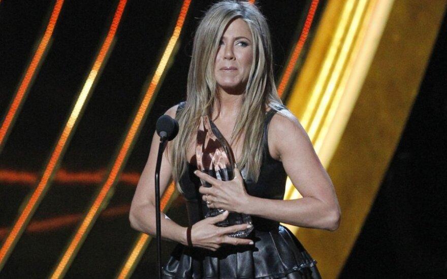Jennifer Aniston siostrą Marka Duplassa