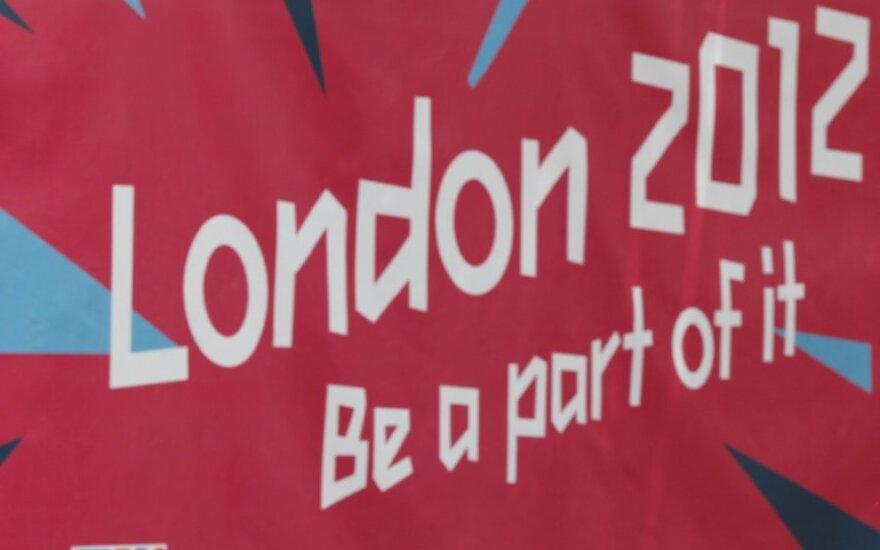 Londono olimpiados plakatas