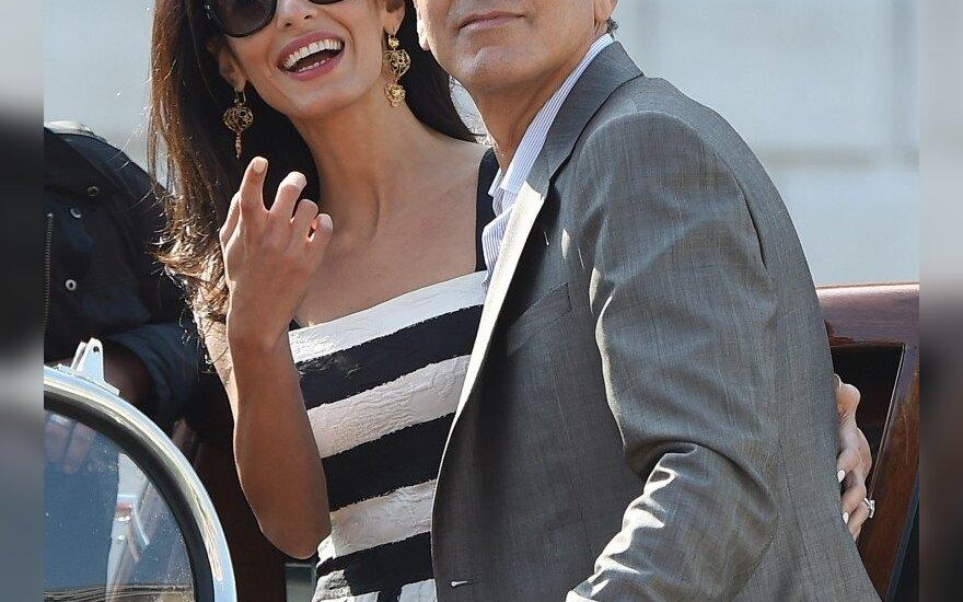 Джордж и Амаль Клуни задумались о наследнике