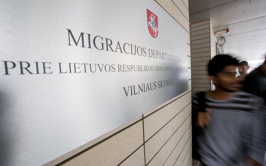 Убежища в Литве попросили 11 граждан Беларуси