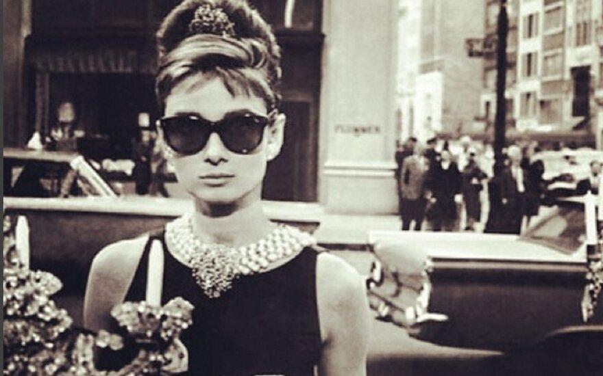 Личные вещи Одри Хепберн выставлены на продажу