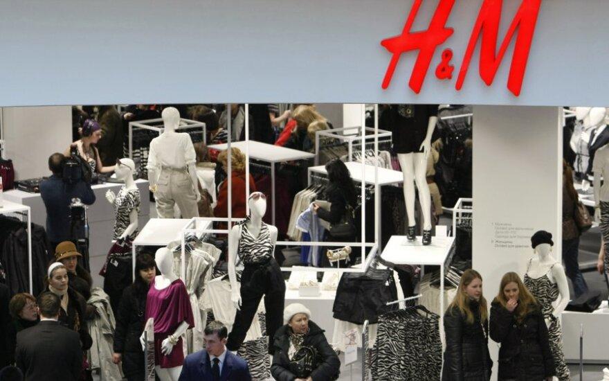 Drabužių prekybos tinklas H&M