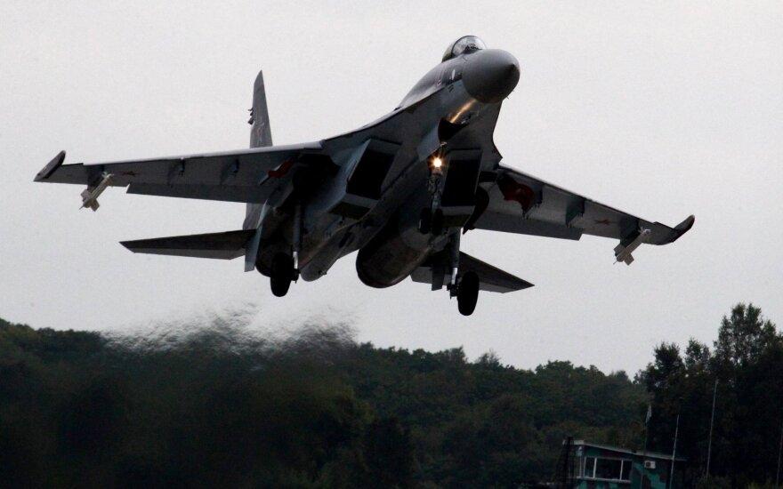Российские военные совершат наблюдательный полет над Британией и США