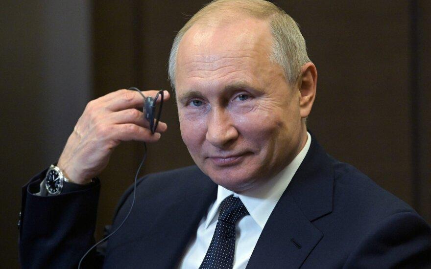 M.Pompeo ir Putino susitikimas