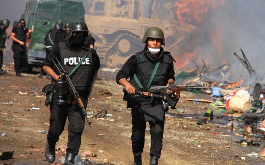 В Каире при взрывах в метро пострадали пять человек