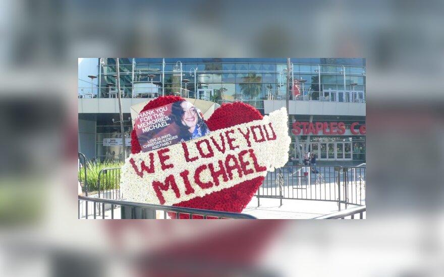 Куда делось тело Майкла Джексона?
