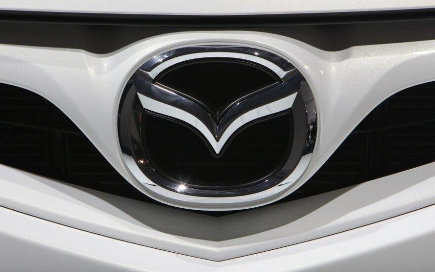 Mazda показала первую систему рекуперативного торможения