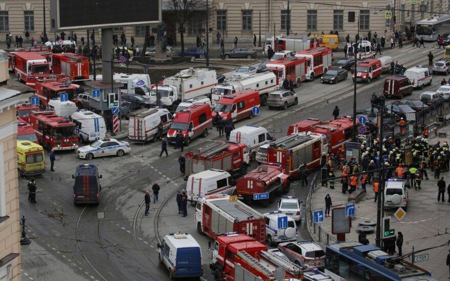 Обвиняемые по делу о теракте в метро Петербурга получили от 19 лет до пожизненного