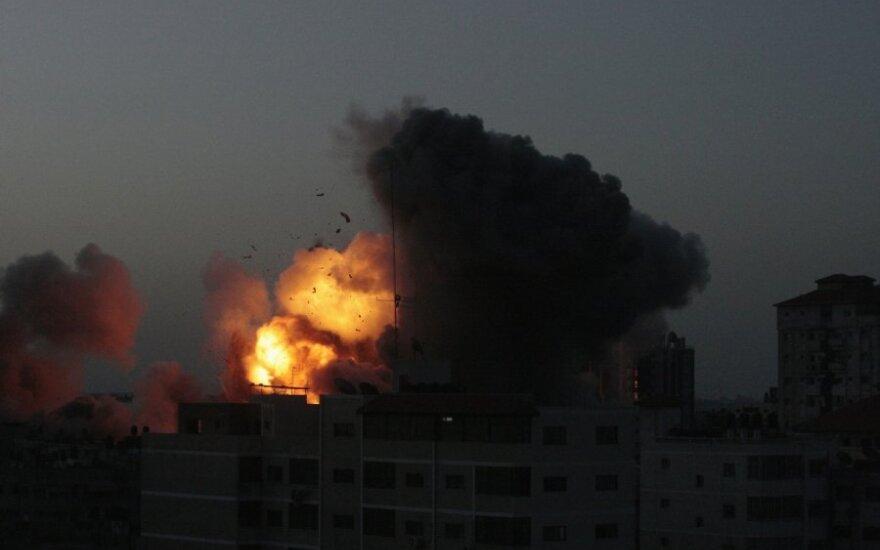 Izraelio ataka