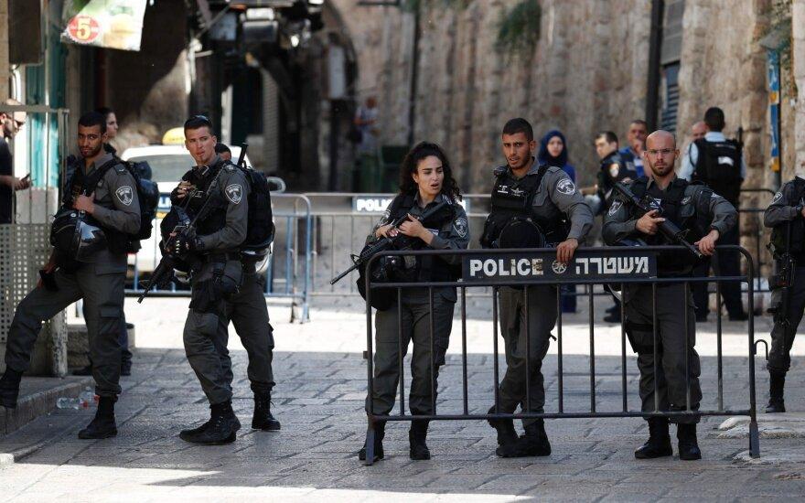 В Иерусалиме произошла стрельба, есть погибшие