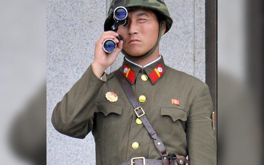 "КНДР готова ""нанести ответный удар"""