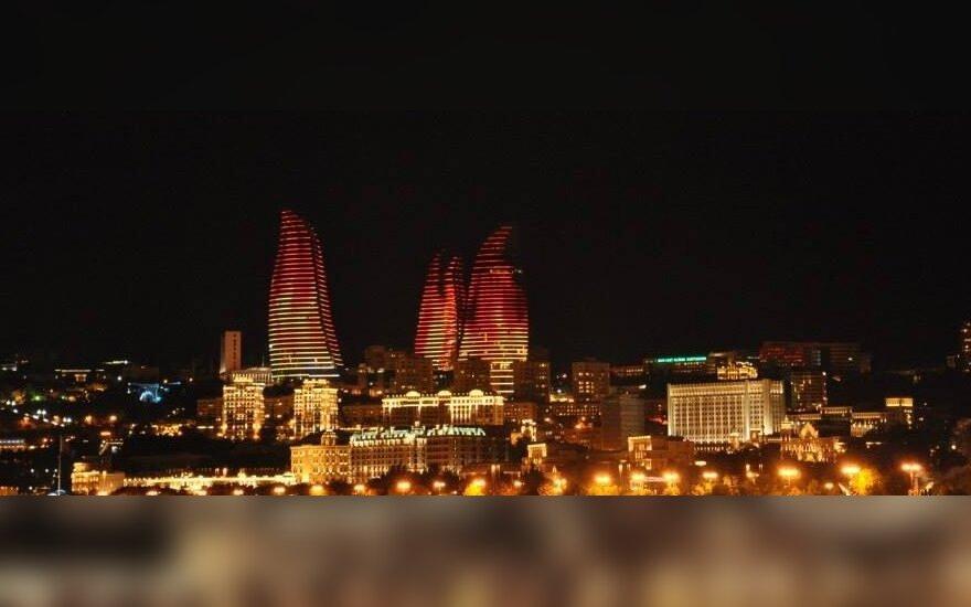 Baku, Ramutės Remėzaitės nuotr.