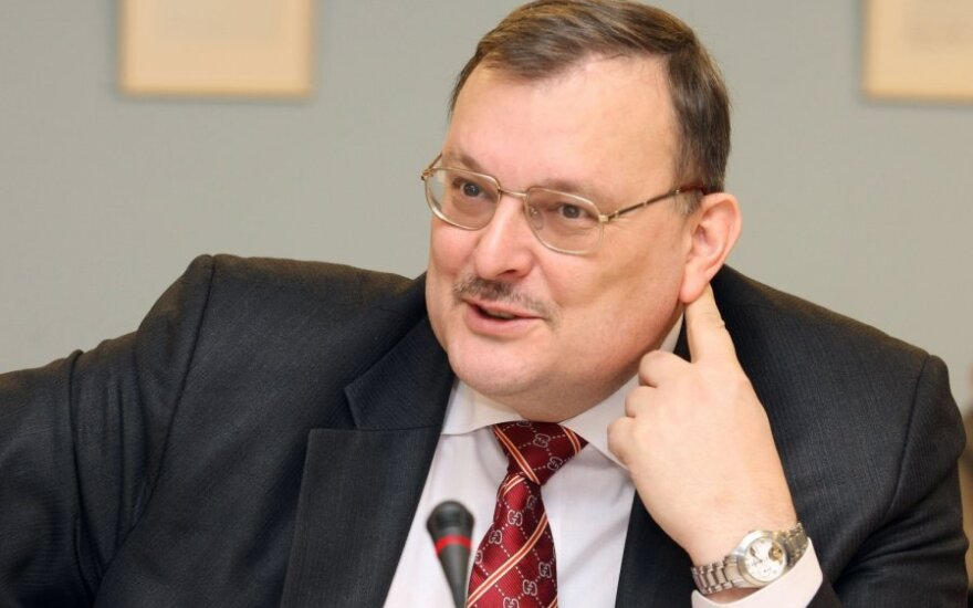Даукшис: я не получал предложение стать министром культуры