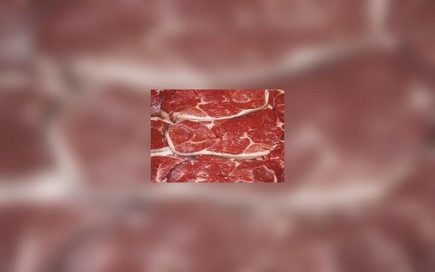 Россия ограничивает ввоз говядины из Литвы