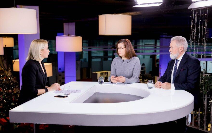 Kristina Pocytė, Aistė Adomavičienė, Algirdas Sysas