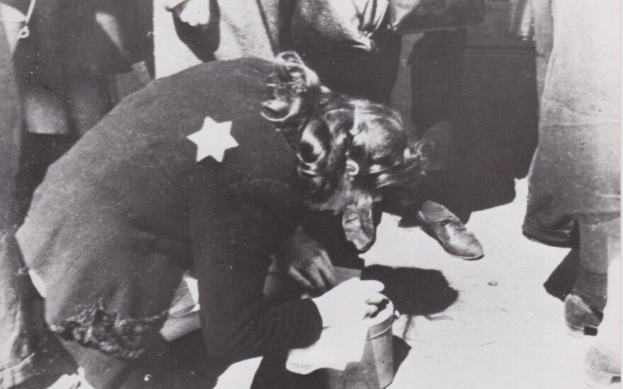 Хона Лейбовичюс. Холокост, Россия, предыстория