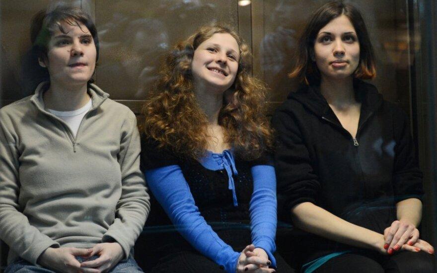 Иранский кинорежиссер оставил Pussy Riot без премии Сахарова