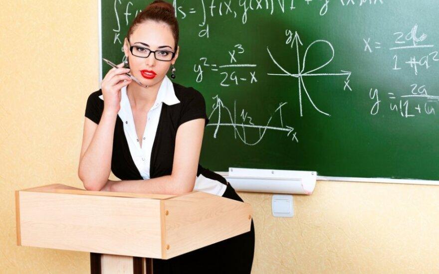 Гормональные бури в школе: ученик не посещает уроки, т.к. его волнует учительница