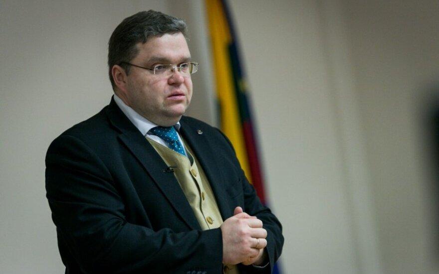 Василяускас: надеемся на позитивное решение по евро